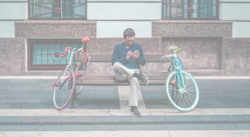 comptabilité coursier vélo