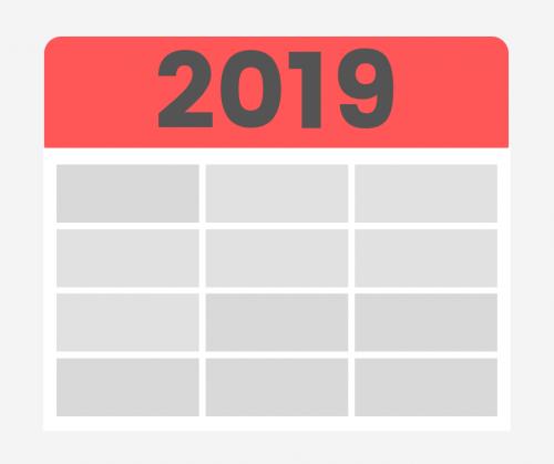 Le calendrier fiscal 2019 du micro-entrepreneur Blog Gest4U