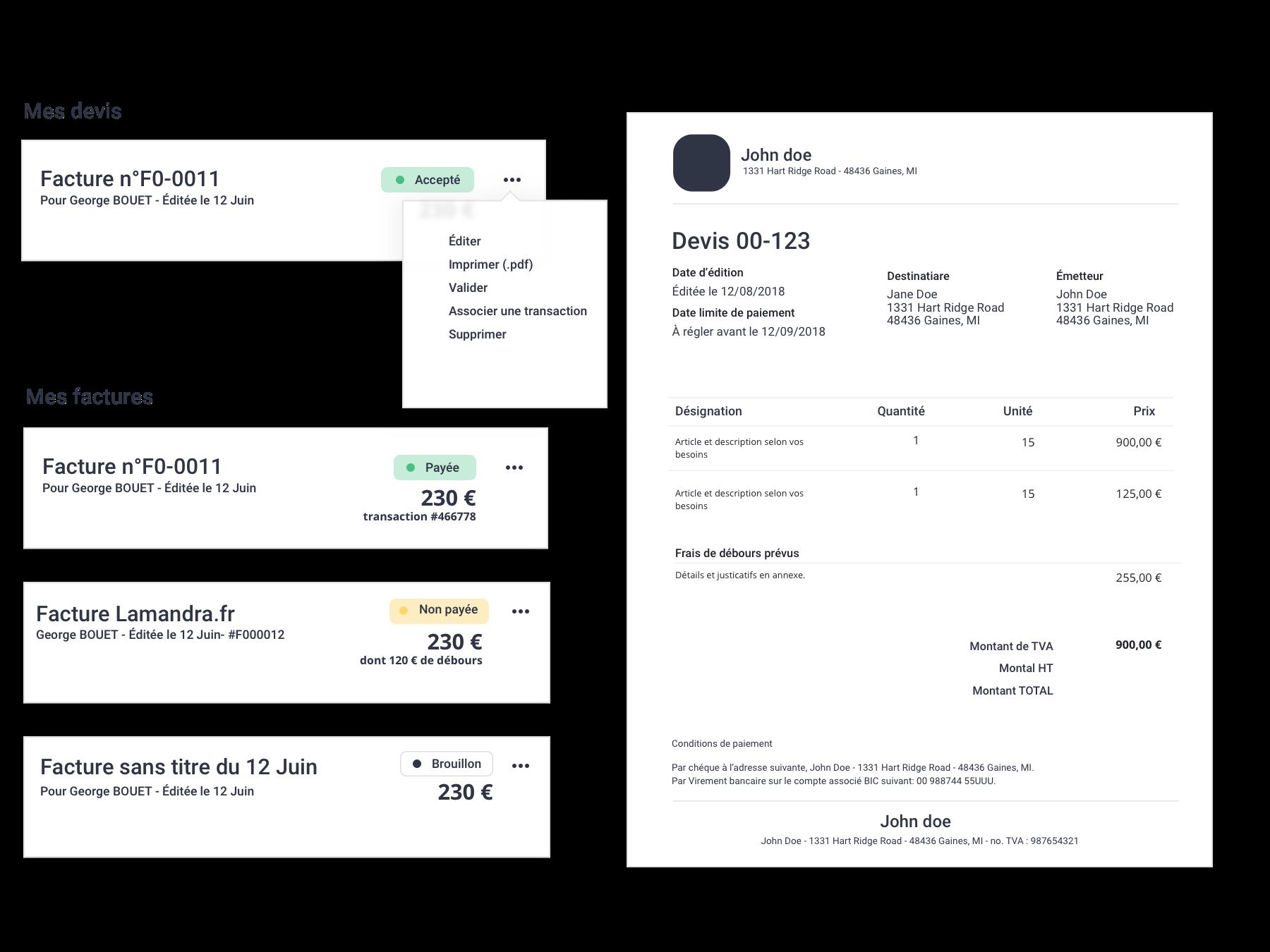 Auto-Entrepreneur : quel logiciel de devis-facture choisir ?